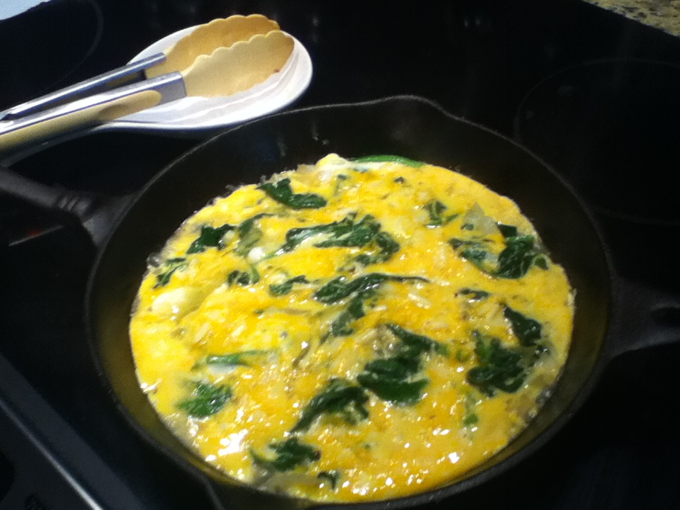 ... scrambled eggs scrambled eggs scrambled eggs with spinach scrambled