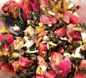 Kale Beet Salad
